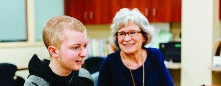 Foundation Donor Spotlight: Nova Adams