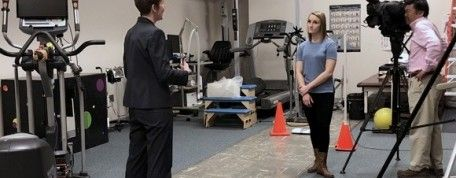 Madonna Rehabilitation Hopsital adapts voice technology to aid recovery (KETV)