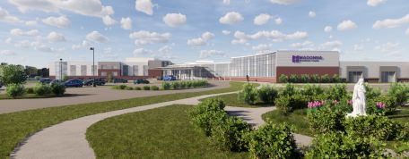 Madonna's Lincoln Campus announces construction and renovation project