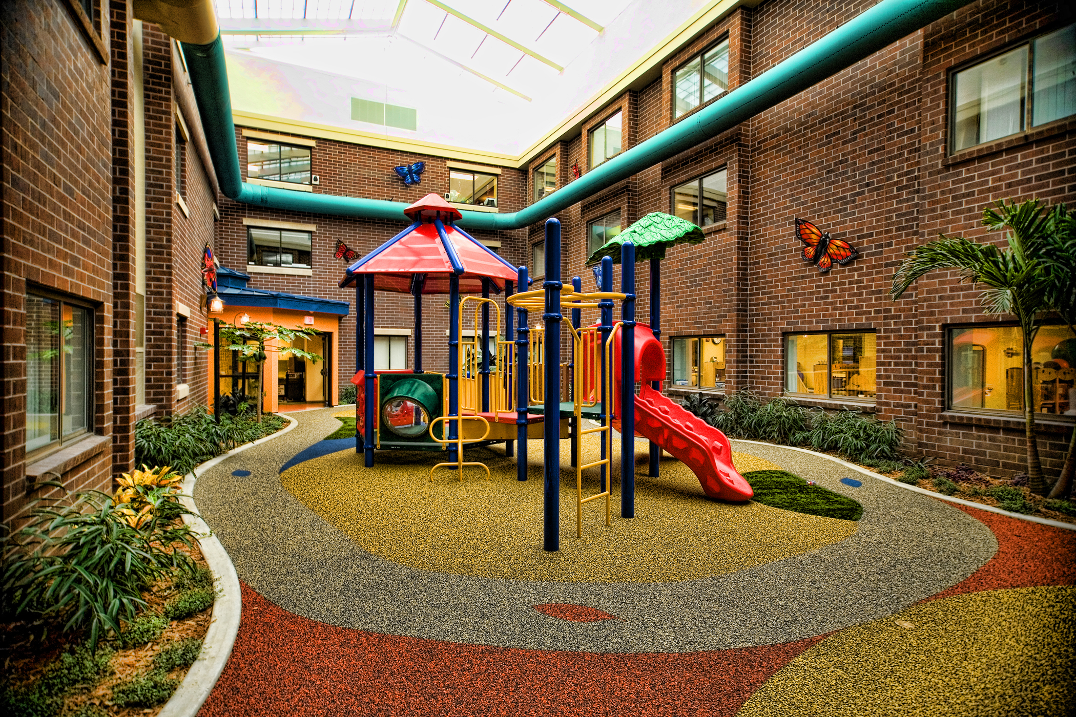 Lincoln Campus Madonna Rehabilitation Hospitals