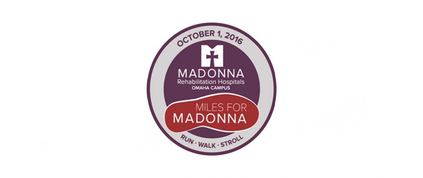 Inaugural fun run/walk supports Madonna