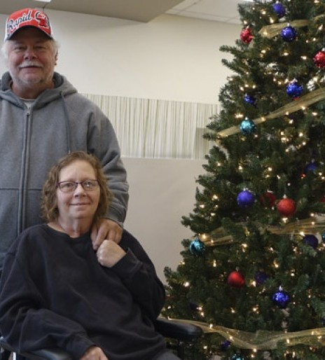 West Nile virus sends Rapid City woman on long road to recovery