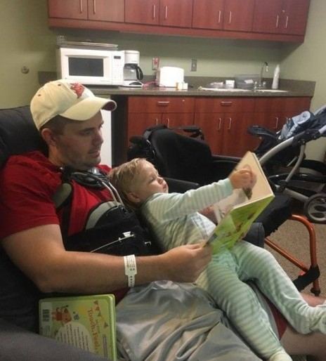Pint-sized motivator behind Iowan's Recovery