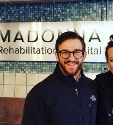 Nurse manager recounts patient experience at Madonna for brain trauma