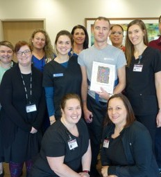 Madonna team taps into brain injury survivor's passions as motivation