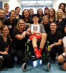 Idaho dad says Madonna's the 'perfect spot' for son's brain injury recovery