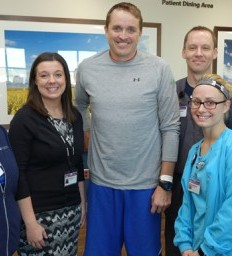Former Madonna patient shares story with DC Post-Gazette