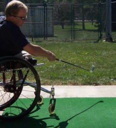 Adaptive Sports and Recreation Competition