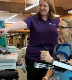 Madonna recognizes Occupational Therapy Month