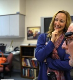 Safe Laser fosters independence for severely injured patients