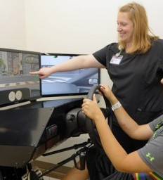Interactive Driving Simulator