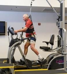 ICARE: The Intelligently Controlled Assistive Rehabilitation Elliptical
