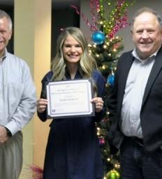 Rehab nurse receives 2017 Georgann Claussen Award