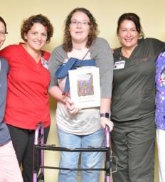 2017 Lincoln Campus GOAL Award recipient Jessica Lindsay
