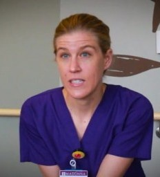 Nursing at Madonna