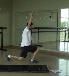 Bodyweight Exercise #4 with Ryan Burger