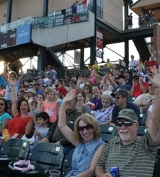 Madonna Employee Night with the Saltdogs