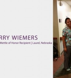 2016 Mettle of Honor Recipient-Jerry Wiemers