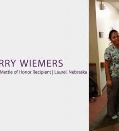 2016 Mettle of Honor Recipient-Jerry Wiemers