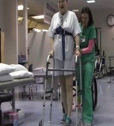 Moving Forward After Guillain-Barre' Syndrome (GBS)