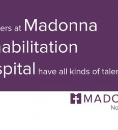 National Volunteer Week: Madonna Rehabilitation Hospital volunteers have many talents