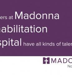 National Volunteer Week: Madonna Rehabilitation Hospital volunteers have many talents