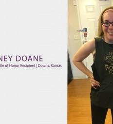 2016 Mettle of Honor Award Recipient-Sidney Doane