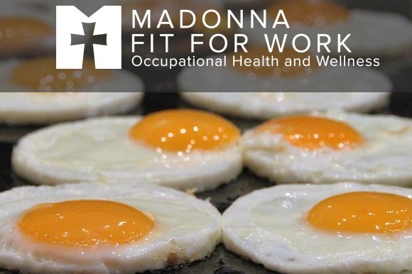 Madonna Fit For Work Nutrition: Cracking the eggs myths
