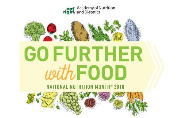 4 ways to celebrate National Nutrition Month: Madonna Fit For Work