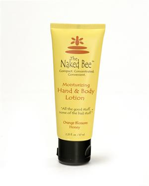 The Naked Bee Moisturizing Hand & Body Lotion 2.5 oz.