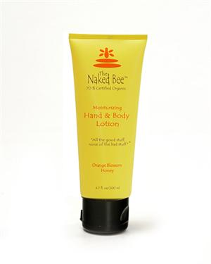 The Naked Bee Moisturizing Hand & Body Lotion 6.7 oz.